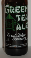 Great Lakes Brewery Green Tea Ale