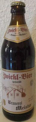 Meister Zwickl-Bier - Zwickel/Keller/Landbier