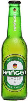 Ha�gen Premium Malt Lager Beer