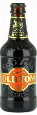 Robinsons Old Tom With Ginger / Ginger  Tom (Bottle)