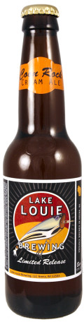 Lake Louie Coon Rock Cream Ale