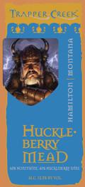Hidden Legend Huckleberry Mead - Mead