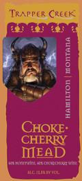 Hidden Legend Chokecherry Mead