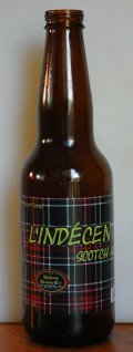 Au Ma�tre Brasseur LInd�cente Scotch Ale