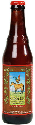 New Belgium Giddy Up! - Spice/Herb/Vegetable