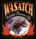 Wasatch Bobsled Brown Ale