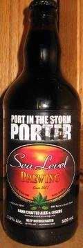 Sea Level Port in the Storm Porter