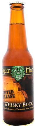 Green Man Whisky Bock  - Doppelbock
