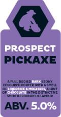 Prospect Pickaxe