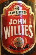 J.W. Lees John Willies (Bottle) - Bitter