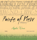Pointe of View Winery Apple Wine