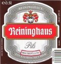 Reininghaus Edel Pils