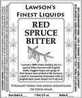 Lawson�s Finest Red Spruce Bitter - Spice/Herb/Vegetable