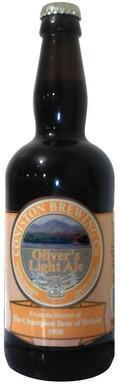 Coniston Olivers Light Ale