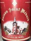 Au Baron Saison Saint M�dard Cuv�e De No�l