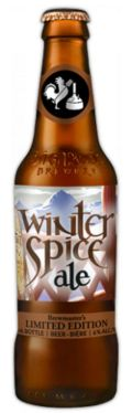 Big Rock Winter Spice Ale