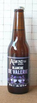 Almond 22 Blanche de Valerie