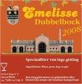 Emelisse Dubbelbock  - Doppelbock