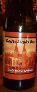 Delfts Luyks Bier