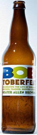 Heater Allen Bobtoberfest