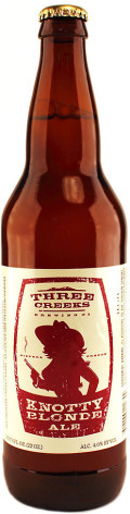 Three Creeks Knotty Blonde