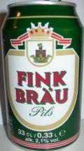 Finkbräu Pils 2,1%