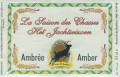 Het Jachtseizoen Amber (Saison des Chasses)