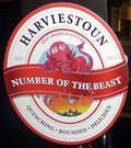 Harviestoun Number Of The Beast - Golden Ale/Blond Ale