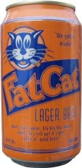 Fat Cat Lager - Amber Lager/Vienna