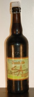 Au Ma�tre Brasseur Scotch Ale SA