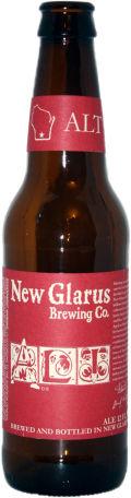 New Glarus Alt