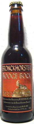 Rodenburg Bronckhorster Hooghe Bock