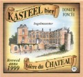 Kasteelbier du Chateau Triple Blonde