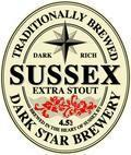 Dark Star Sussex Extra Stout