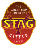 The Whole Hop Stag Bitter