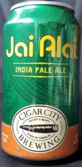 Cigar City Jai Alai India Pale Ale - India Pale Ale (IPA)