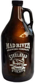 Mad River Steelhead Extra Stout (Bourbon Barrel)