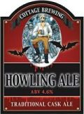 Cottage Howling Ale - Premium Bitter/ESB