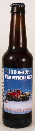 Thirsty Dog 12 Dogs of Christmas Ale