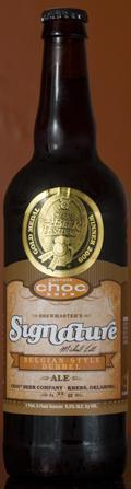 Choc Brewmasters Signature Michael Lalli Belgian-Style Dubbel