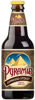 Pyramid Espresso Stout - Sweet Stout