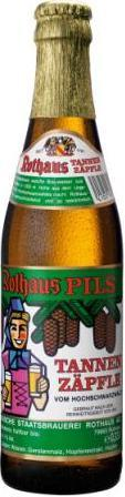 Rothaus Pils Tannenz�pfle