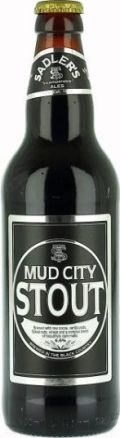 Sadler�s Mud City Stout