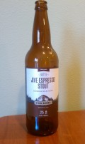 Two Beers Jive Espresso Stout