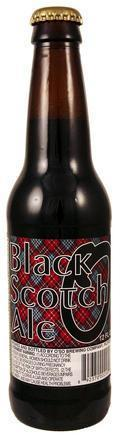 O�so Black Scotch Ale