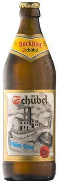 Schübel Bräu Bockbier
