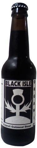 Black Isle Organic Export Oatmeal Stout
