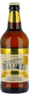 Sheppy�s Vintage Reserve Oak Matured Cider (Bottle)