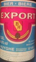 Huyghe Export