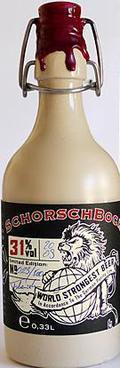 Schorschbr�u Schorschbock 31%